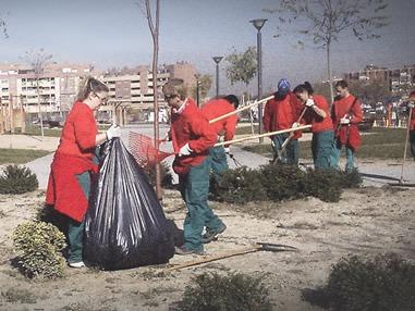 Especialistas en formación de jardinería y arboricultura
